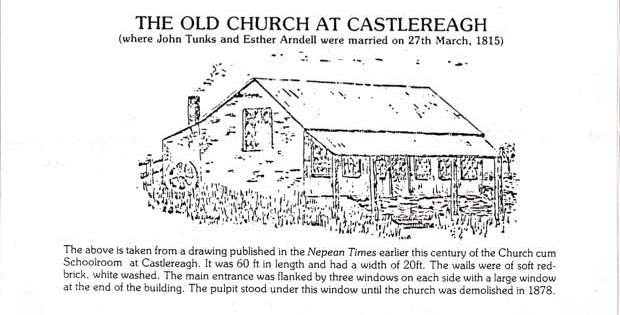 Castlereagh Church