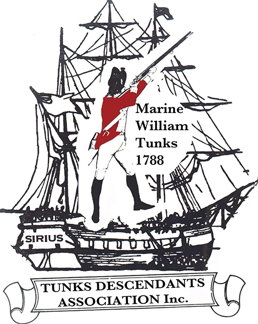 Tunks Descendant Association Logo