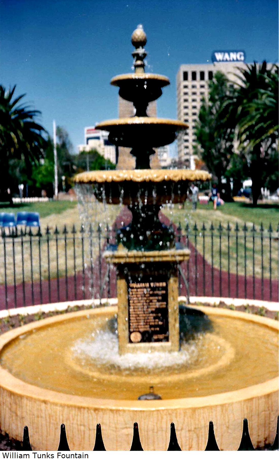 William Tunks II Fountain