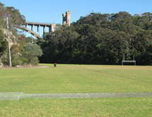 Tunks Park Northbridge