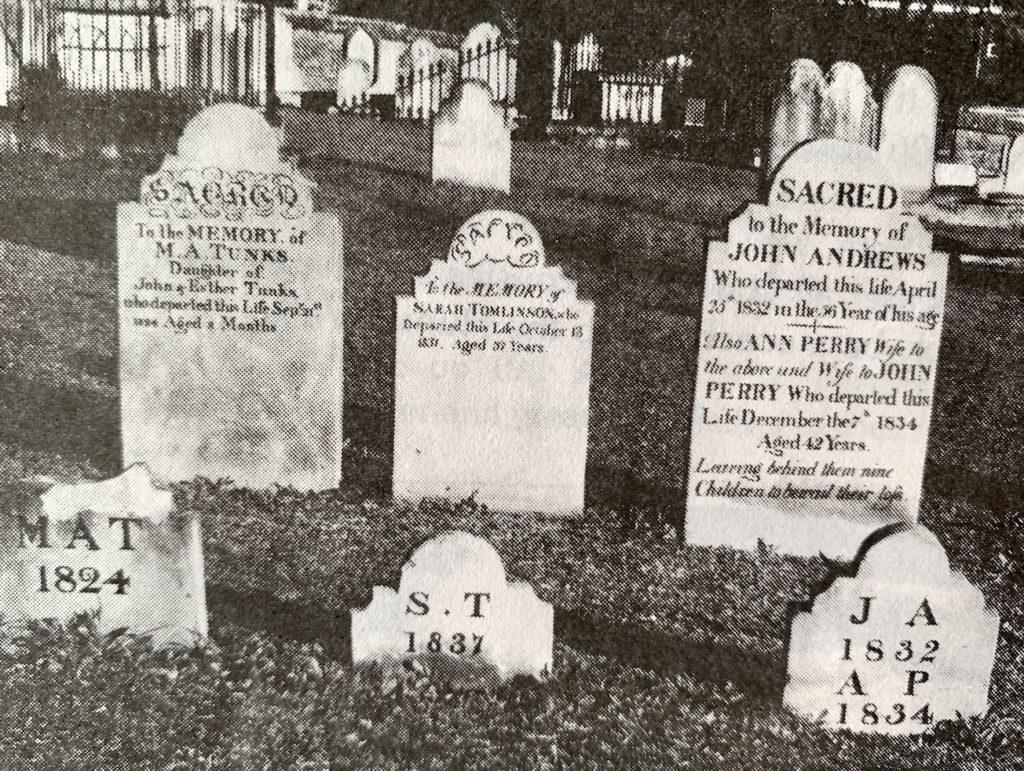 Tunks Graves