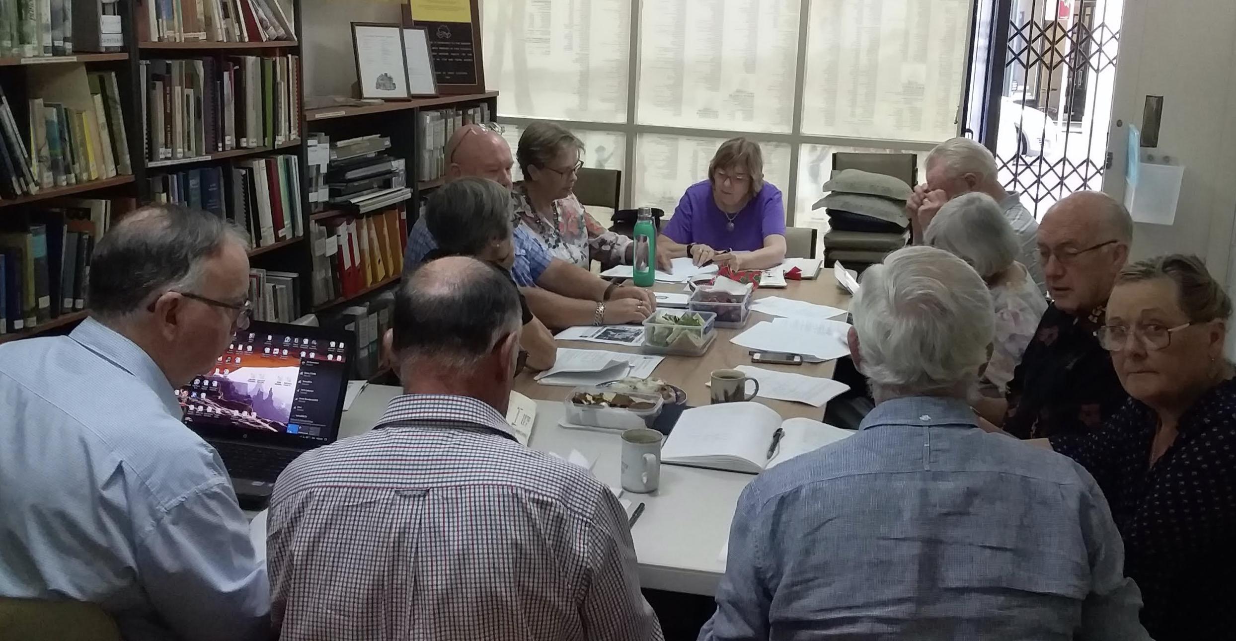 2020 AGM - Tunks Descendants Association Inc